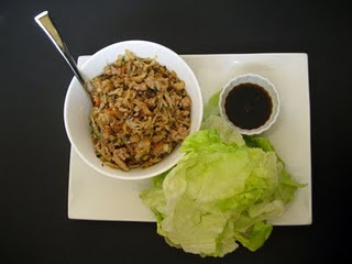 Pei Wei Chicken Lettuce Wraps ***OMG! These literally taste like the real thing and they aren't hard to make at all!!! Sooo good!