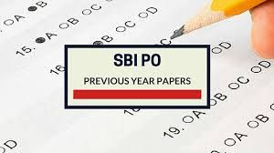 SBI PO Previous Exam Question Papers PDF Download   Hello Friends, Today we are sharing with you SBI PO Previous Exam Question Papers....