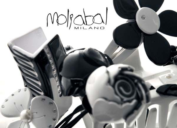 Moliabal Hand Made Hair Accessories! To order within the US, contact us: info@amerikasinc.com