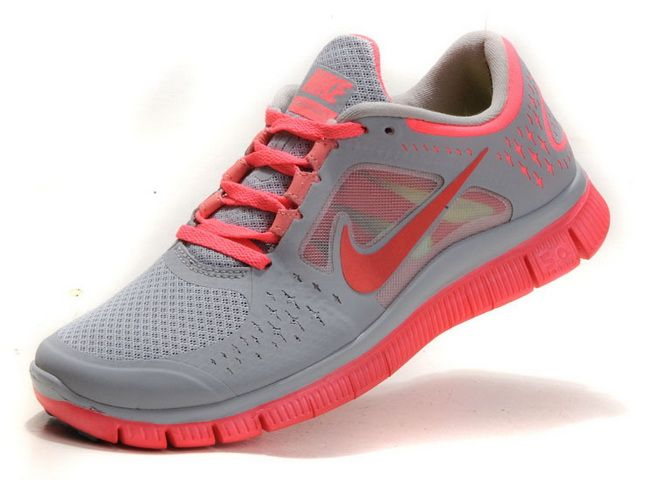 low priced a830e 0e6f3 Grey Green Womens Nike Free Run +3   Nike Free Run 3 Womens   Pinterest    Gray green