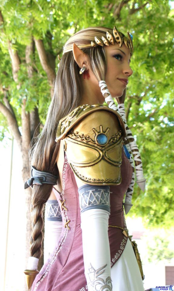 Cosplay in America Tumblr - old-trenchy: Princess Zelda cosplay (Twilight...