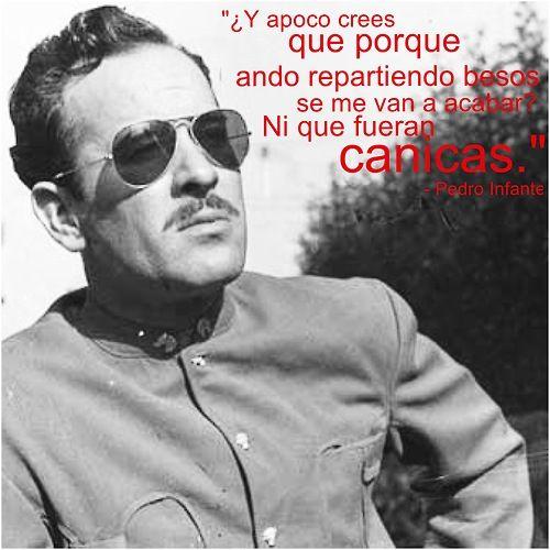 A 56 años de la muerte del ídolo de México, Pedro...
