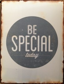 Be special   Spreuken   Stoer en Sfeer ... 'naar het strand kunnen gaan, maakt je dag speciaal...!'