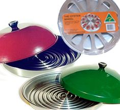 Oyster Wheel  http://southernmetalspinners.com.au/product-category/oyster-wheel/