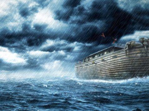 L'arca di Noè era una nave spaziale