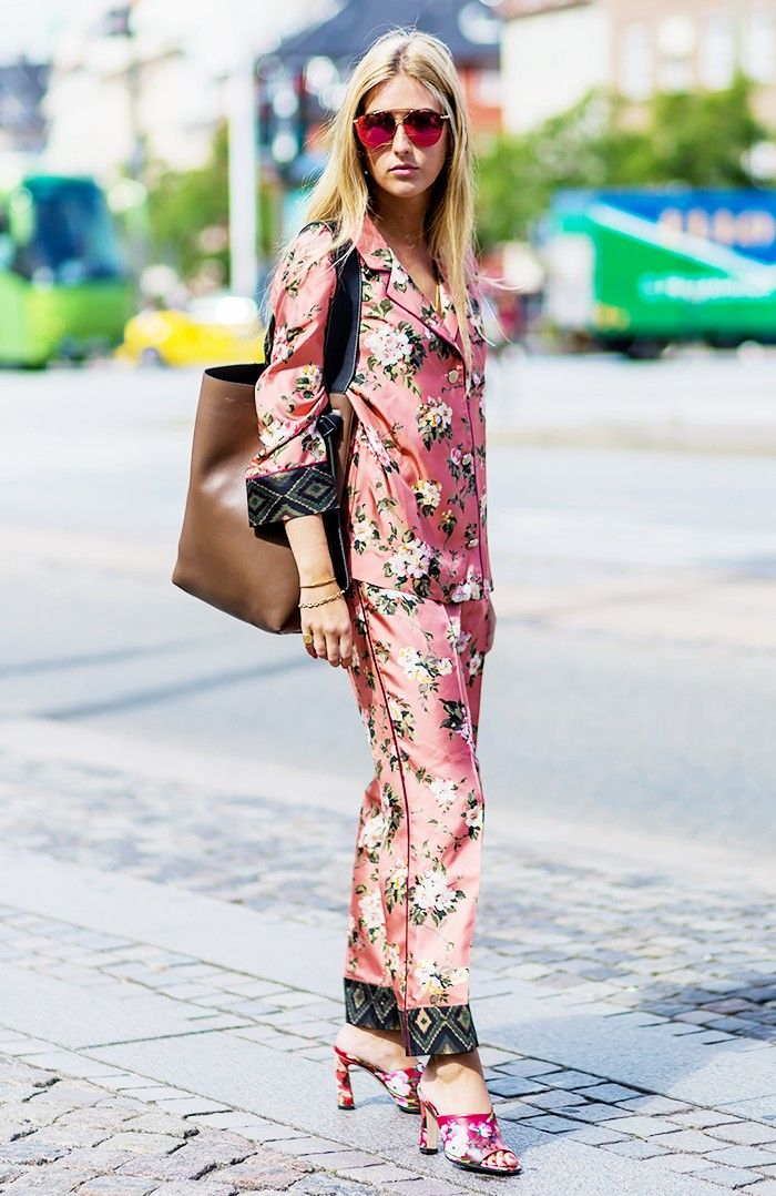 The Fashion Girl's Guide to Making Pink Look Cool via @WhoWhatWear