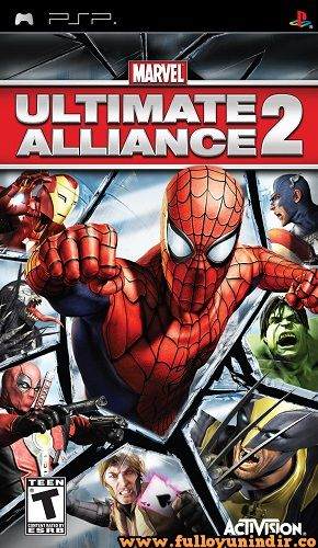 (*** http://BubbleCraze.org - New Android/iPhone game is taking the world by storm! ***)  Marvel Ultimate Alliance 2 Playstation Portable Full