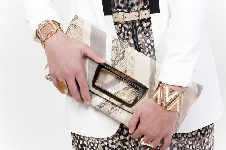 Blazer, purse, pants - BCBG;  Blouse - Vero Moda; Accessories - Aldo Accessories and Le Chateau