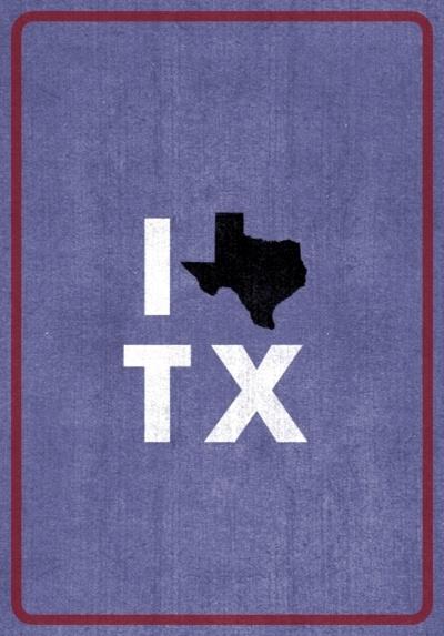 texas forever....duh