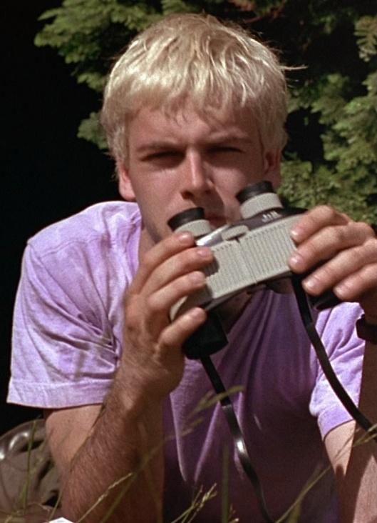 jonny lee miller | Actor Jonny Lee Miller as Sick Boy in Trainspotting (1996), directed ...