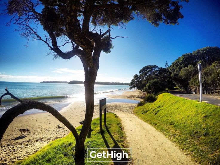 Gotta love living at the beach. Stanmore Bay Hibiscus Coast. Shot on the GoPro, 0.5second Timelapse, Flat colour, auto ISO