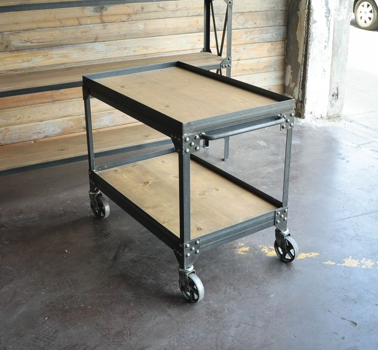 Cart by vintage industrial furniture in phoenix az for Furniture 85050