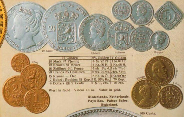 1000 Images About Oud Geld Op Pinterest Munten Nederlands En Oud Geld