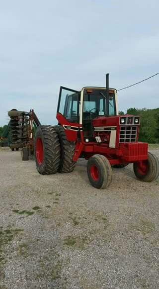 International Harvester 1586 Tractor : Best images about tractors on pinterest scouts john