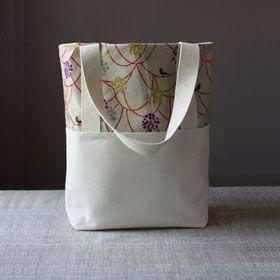 17 meilleures images propos de tuto sacs sur pinterest mod le tote sacs et motifs de sacs. Black Bedroom Furniture Sets. Home Design Ideas
