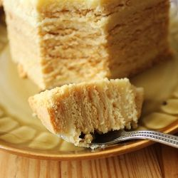 Delicious honey cake called Doskonalec (in Polish)