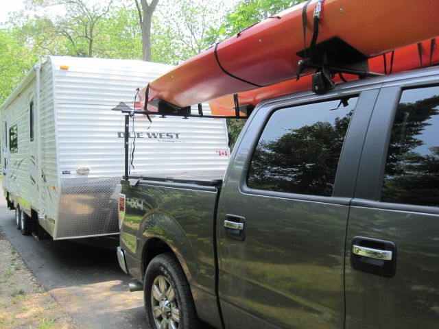 kayak racks for trucks - Google Search