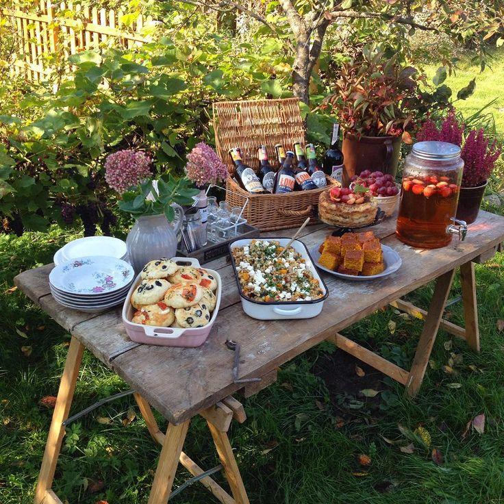 o tak byo birthdayparty gardenparty autumn