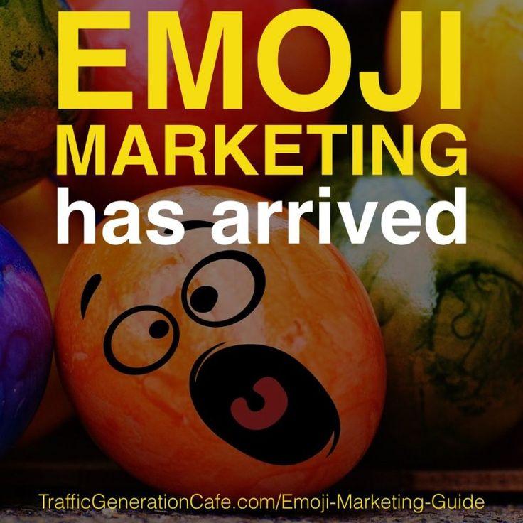😎 Emoji Marketing has arrived - bom, bom, boooooom! ❤️