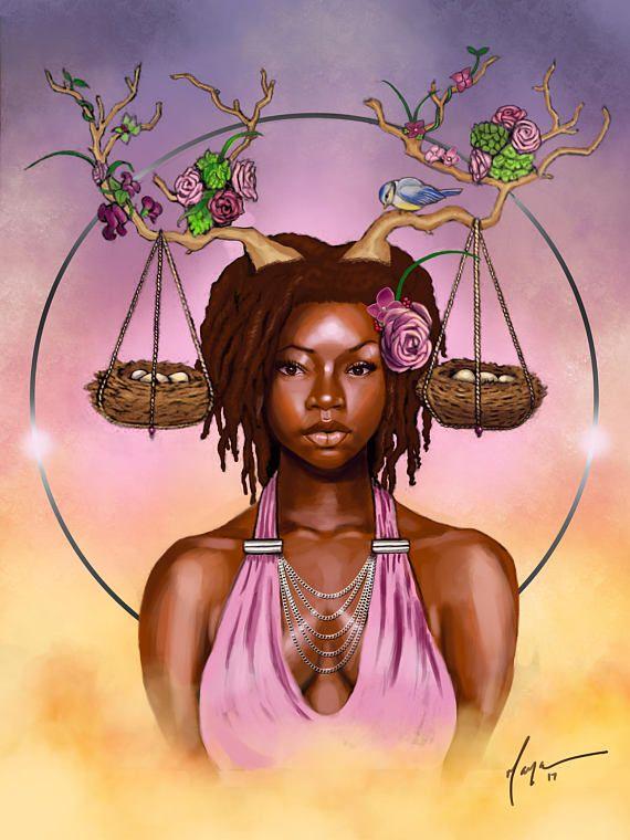 Black Women Art Idea