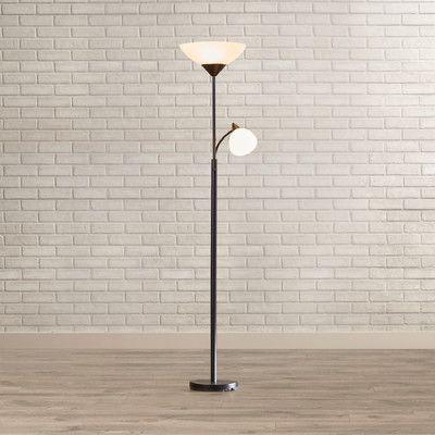 """Found it at Wayfair - Warleigh 71"""" Torchiere Floor Lamp"""