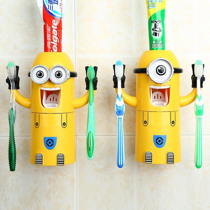 Αυτόματο Σύστημα Καθαρισμού Δοντιών Minions!