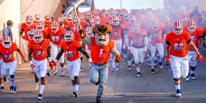 Related Articles   In the latest edition ofPhil Steele's College Football Preview, the respected publication recognized seven Miners to the Preseason Conference USA team and ranked UTEP's offensive line as no. 1 in C-USA and no. 40 nationally. Will Hernandez (guard), Greg...
