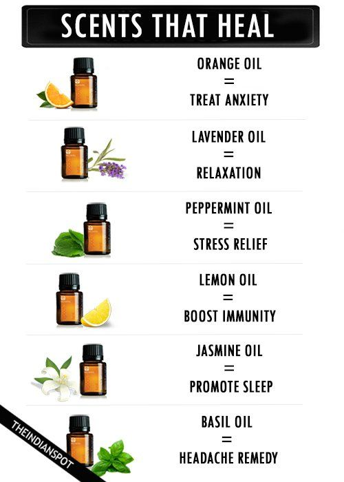 Sniff your way to health – SCENTS THAT HAVE THE POWER TO HEAL