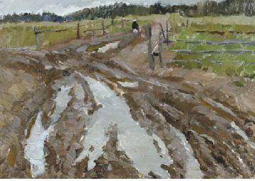 Vladimir #Feodorovitch #Stozharov-Muddy track