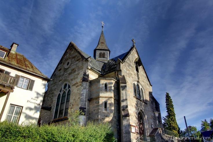 Evangelische Kirche in Bad Gastein