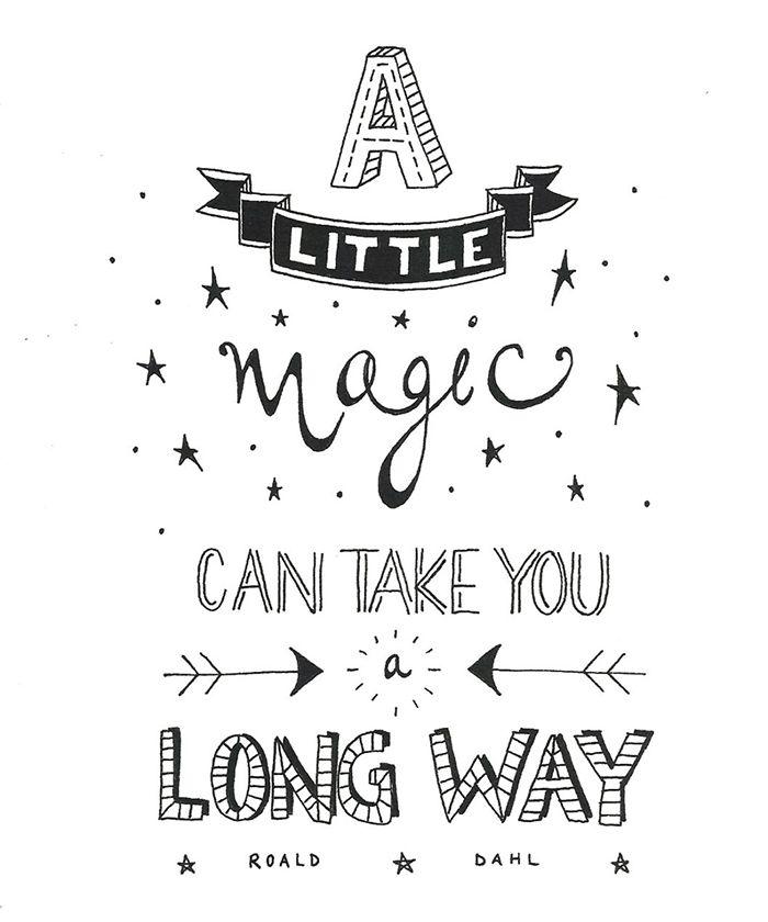 Magic Illustration by Jen Roffe.