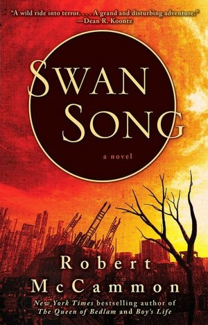 Robert R McCammon is a fantastic author and Swan Song is his post apocalypse vision that in my opinion, ranks up there with Stephen King's The Stand. I read this back in '93 and it is one book that has stuck out in my mind all of these years. Definitely worth a read, but good luck finding a hard cover edition unless you are willing to pay big bucks for it! Nonetheless, the paperback or e-reader versions are well worth your time.