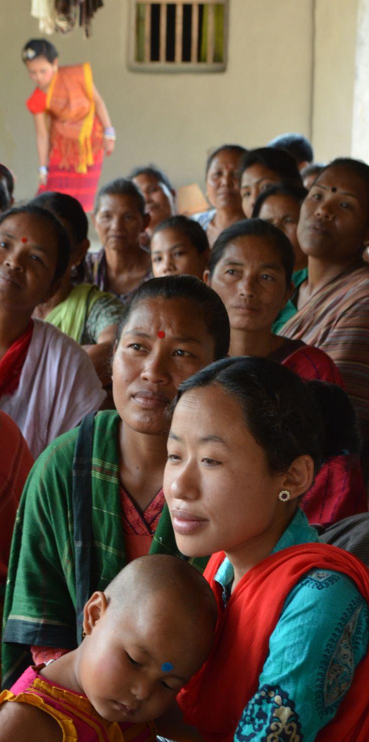 Artisan group in Bangladesh. Fair trade - handmade change.