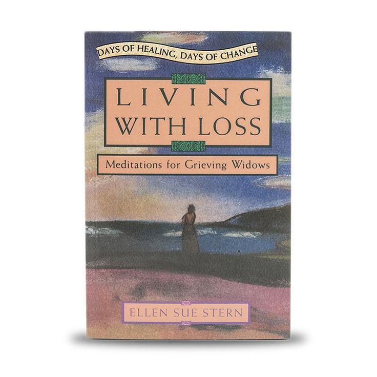 Renowned author Ellen Sue Stern's meditative and best selling self-help guide for grieving widows.