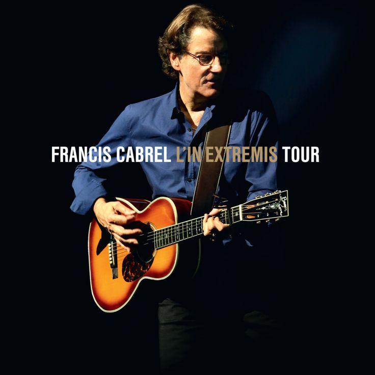 Francis Cabrel   L'in Extremis Tour (Tandem.mu)Après le succès de l'album In Extremis et une tournée 2015-2016 qui s'est jouée à guichets fermés, découvrez les plus belles chansons de Francis Cabrel en live dans un album 2 CD + 1 DVD L'in Extremis...
