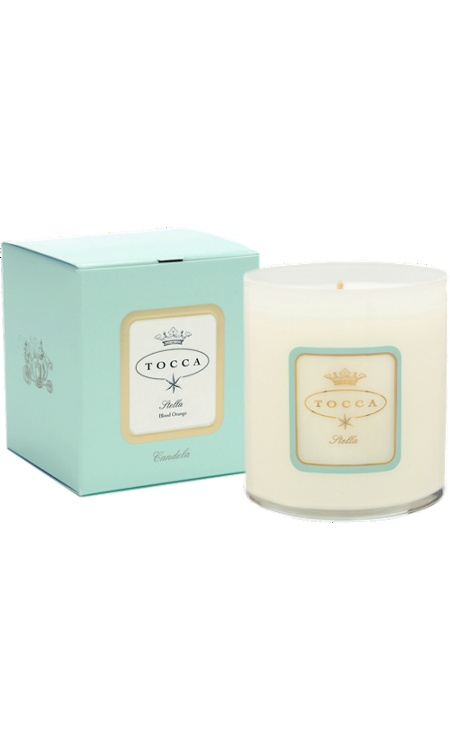 Tocca Stella Candle. I like this more than the actual perfume.