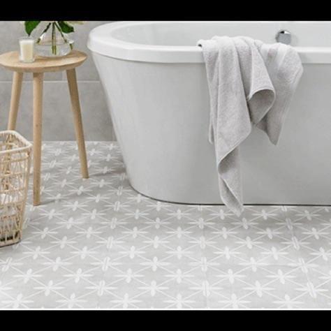 Laura Ashley Wicker  Dove grey available @ waterhouse tiles Dublin