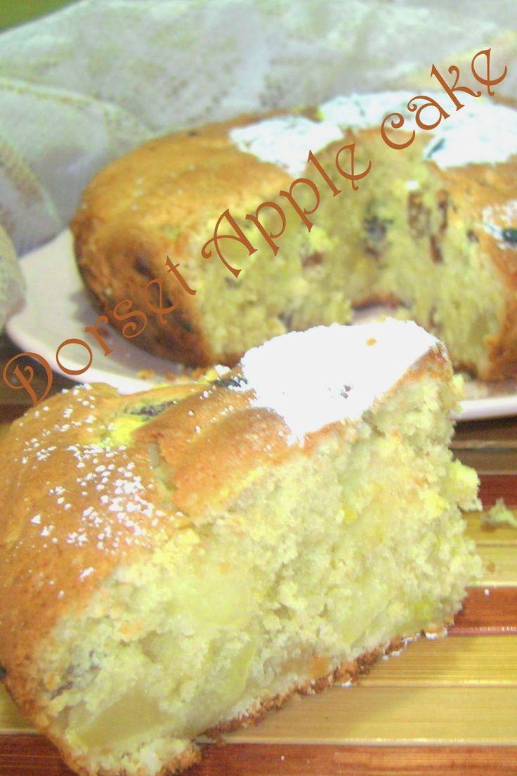 L'Emporio 21: La tradizionale torta di mele del Dorset (Dorset Apple cake) e una dedica