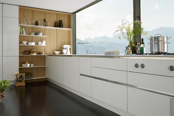 Een ergonomische indeling van de keuken. keuken kopen & indelen - Siematic Pure