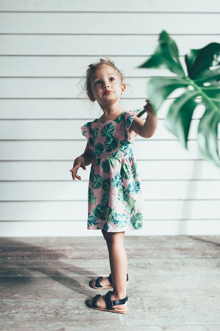 ZARA - #zaraeditorial - KIDS - SUMMER COLLECTION | BABY GIRL