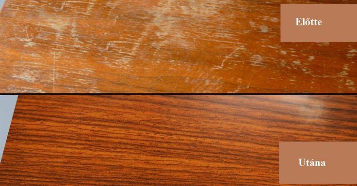 A fa bútorok már kevésbé szépek, ha megvannak karcolva. Azonban a karcolásokat és az apróbb szépséghibákat egy egyszerű 2 hozzávalós csodaszerrel eltüntethetjük! Fölösleges újrafestenünk, sőt még bútorápolókra se kell költenünk, mert ezzel az egyszerű módszerrel minden fabútorunkat újjá varázsolhatjuk. Tüntesd el a karcolásokat a fabútorokról Hozzávalók: fél pohár ecet fél[...]