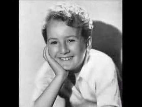 "Today people often overestimate a child's abilities. Not every child is a ""prodigy"". Bobby Breen born November 4, 1927 is a true prodigy, demonstrating not only fine Vocal Balance but mature, refined musical phrasing as well."