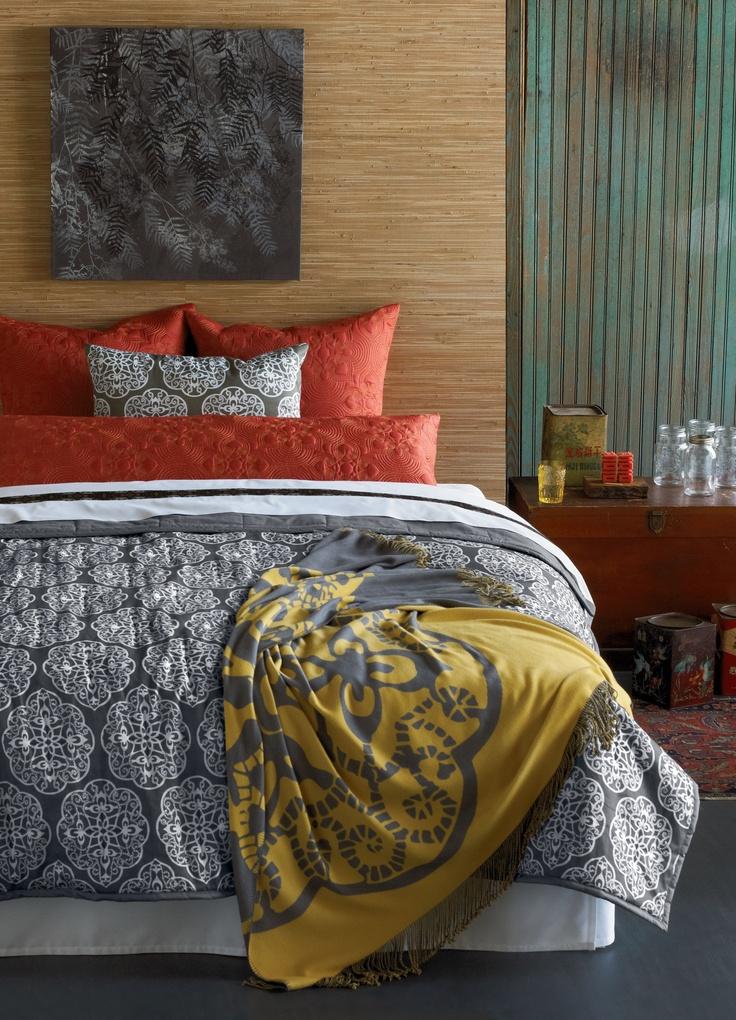 comforter: Decor, Colors Combos, Beds, Harmony Comforter, Duvet Covers, Comforter Sets, Master Bedrooms, Storms Grey, Bedrooms Ideas