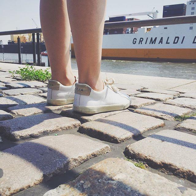 Still in ❤️ with 👟✌✨ @veja Sneaker aus pflanzlich gegerbtem Leder, Organic…