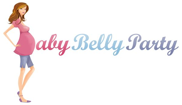 Baby Belly Party Logo