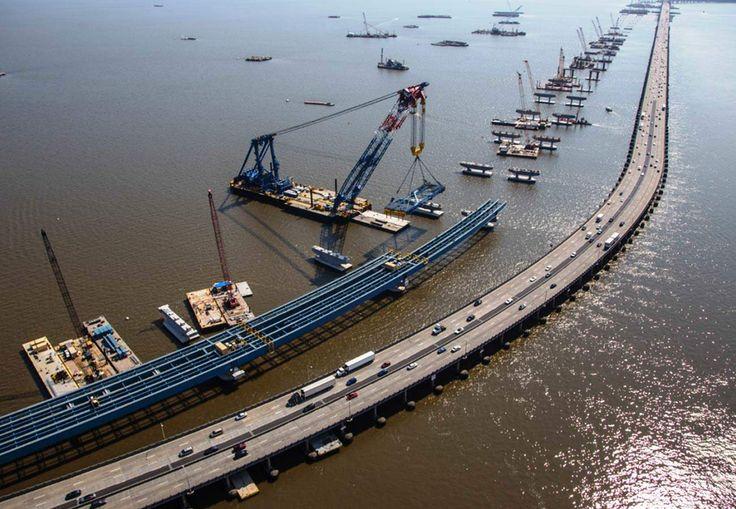 Tappan Zee Hudson River Crossing (The New NY Bridge) - American Bridge