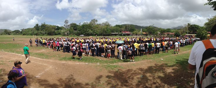 Soccer tournament in Boaco, Nicaragua with Project H.O.P.E. and Real Encounter