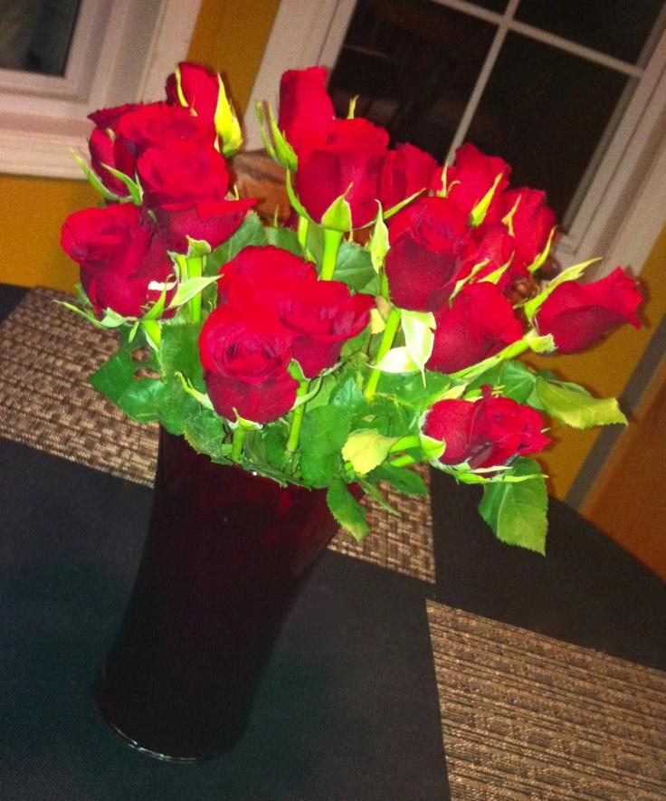 """""""Stop sending me roses"""" Said. No. Woman. Ever. Precursor"""