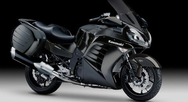 Kawasaki 1400 GTR 2012 Motorcycle review, full specification, HD picture, price