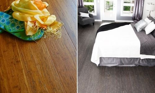 89 Best Images About Cork And Bamboo Floors On Pinterest
